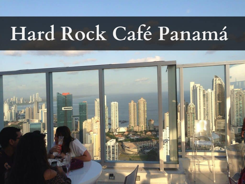 Hard Rock Café Panama